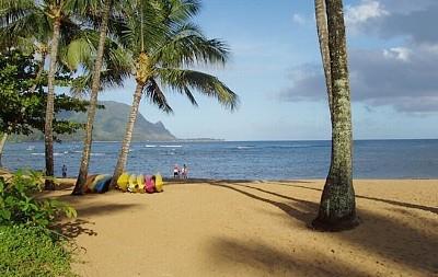 Beautiful Nearby Pu'u Poa Beach